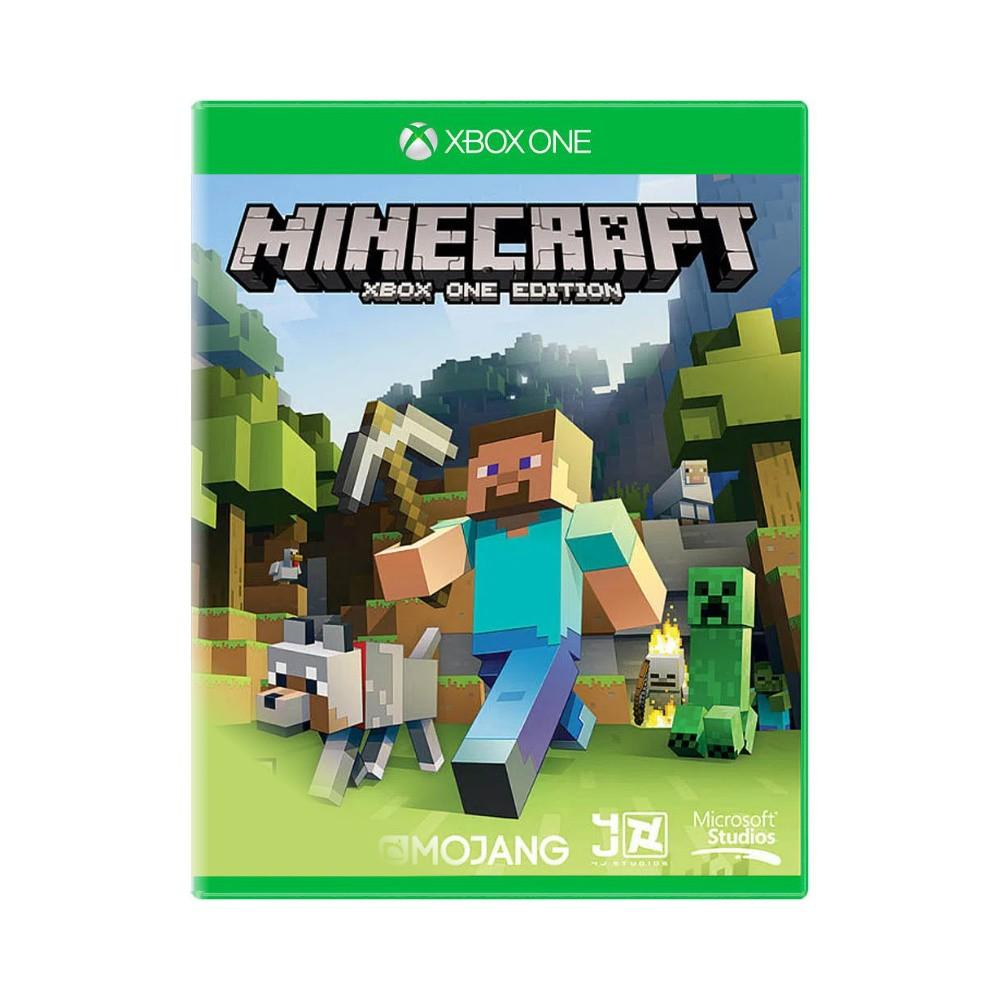 Jogo Minecraft Xbox One Edition - Xbox One