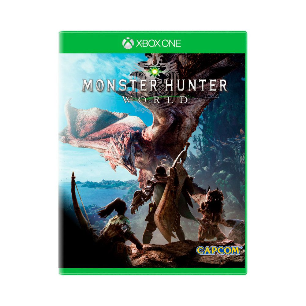 Jogo Monster Hunter World - Xbox One
