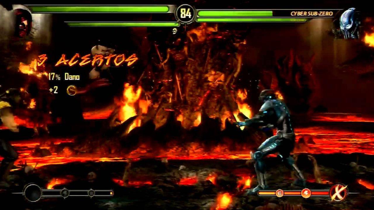 mortal kombat 9 komplete edition xbox 360