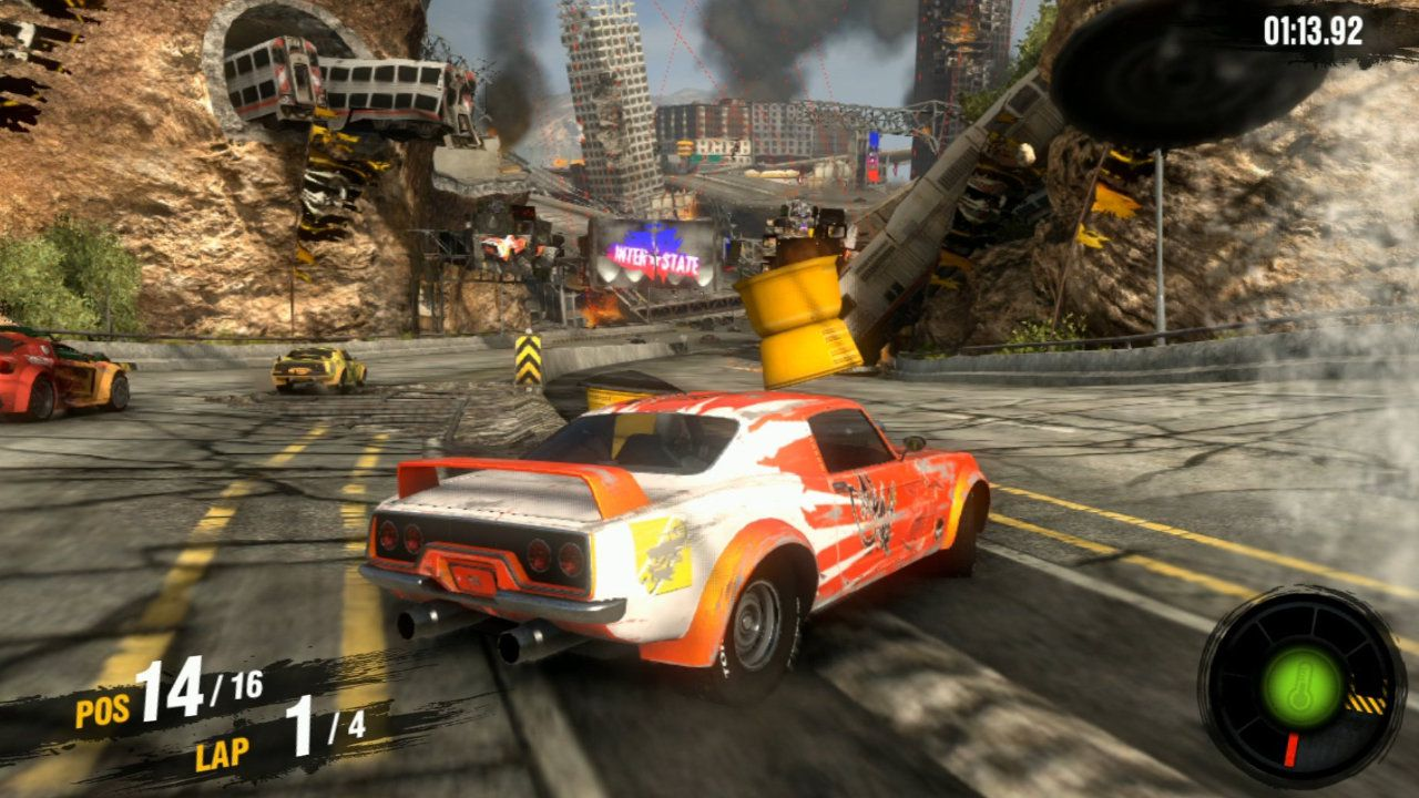 Jogo MotorStorm Greatest Hits - PS3