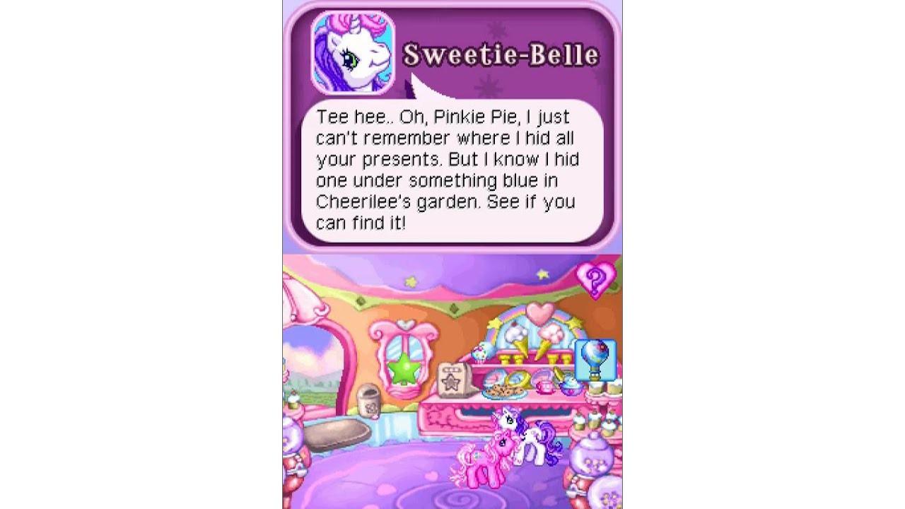 Jogo My Little Pony Pinkie Pie's Party - DS