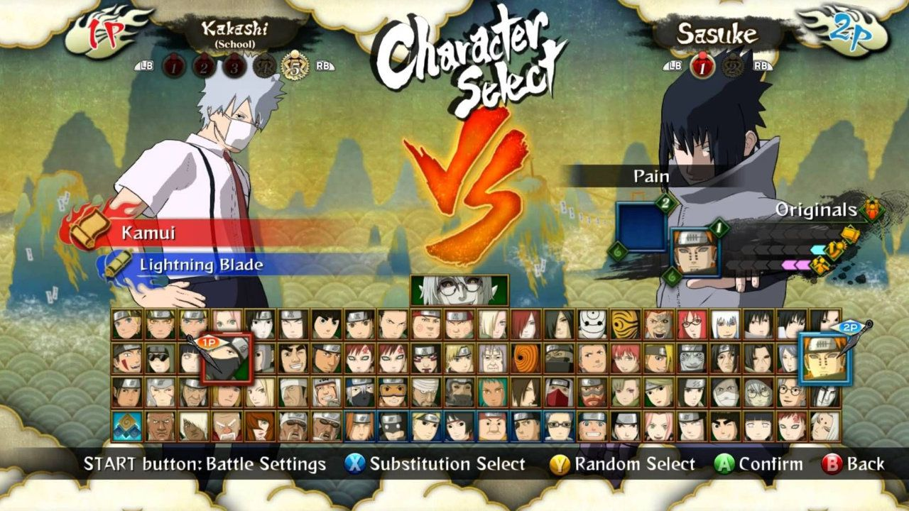 Jogo Naruto Shippuden Ultimate Ninja: Storm 3 - PS3