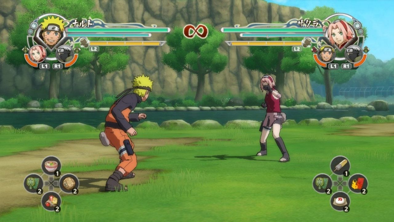 Jogo Naruto Shippuden Ultimate Ninja: Storm Generations - PS3