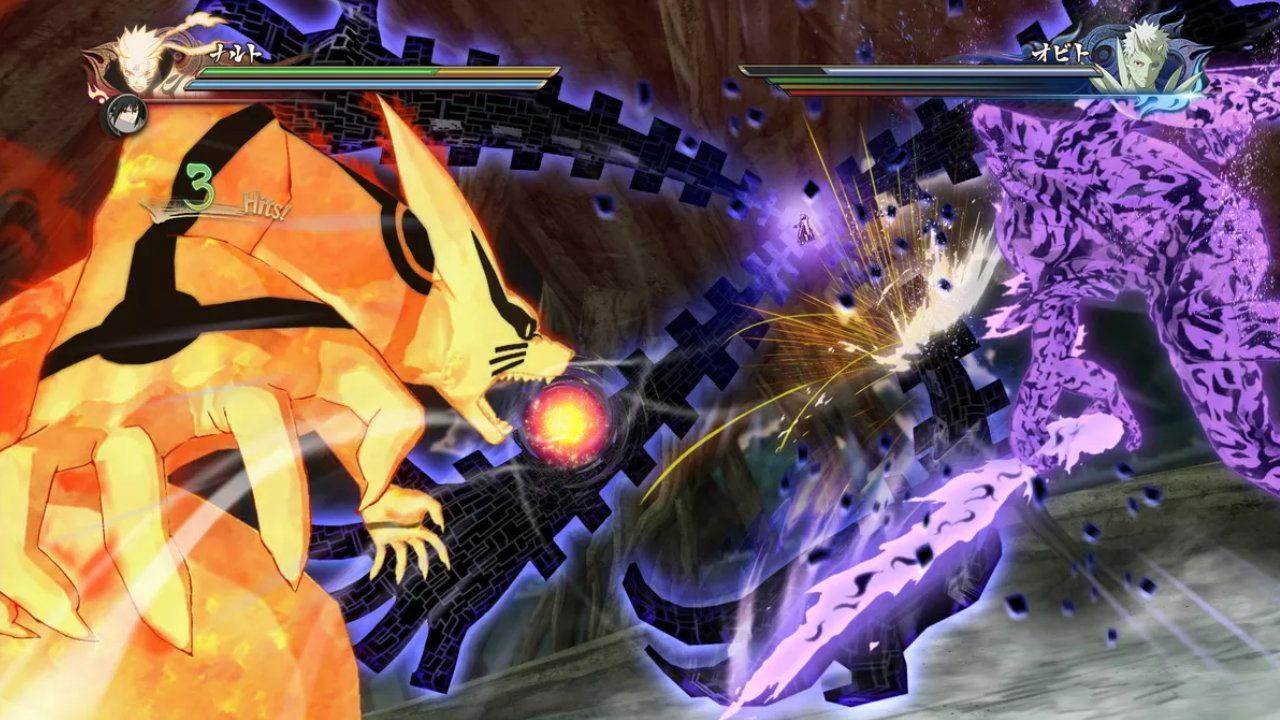Jogo Naruto Shippuden Ultimate Ninja: Storm 2 - PS3