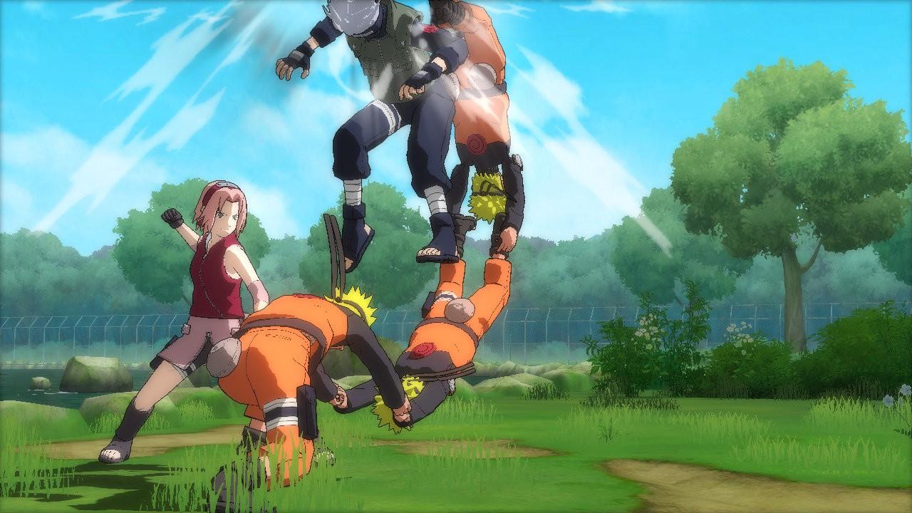 Jogo Naruto Shippuden Ultimate Ninja Storm 2 - Xbox 360