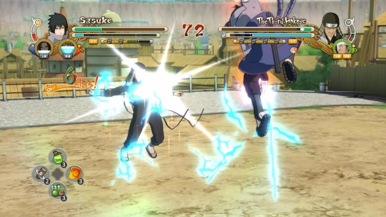 Jogo Naruto Shippuden Ultimate Ninja Storm 3: Full Burst - Xbox 360