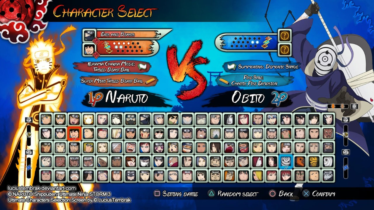 Jogo Naruto Shippuden Ultimate Ninja Storm 3 - Xbox 360