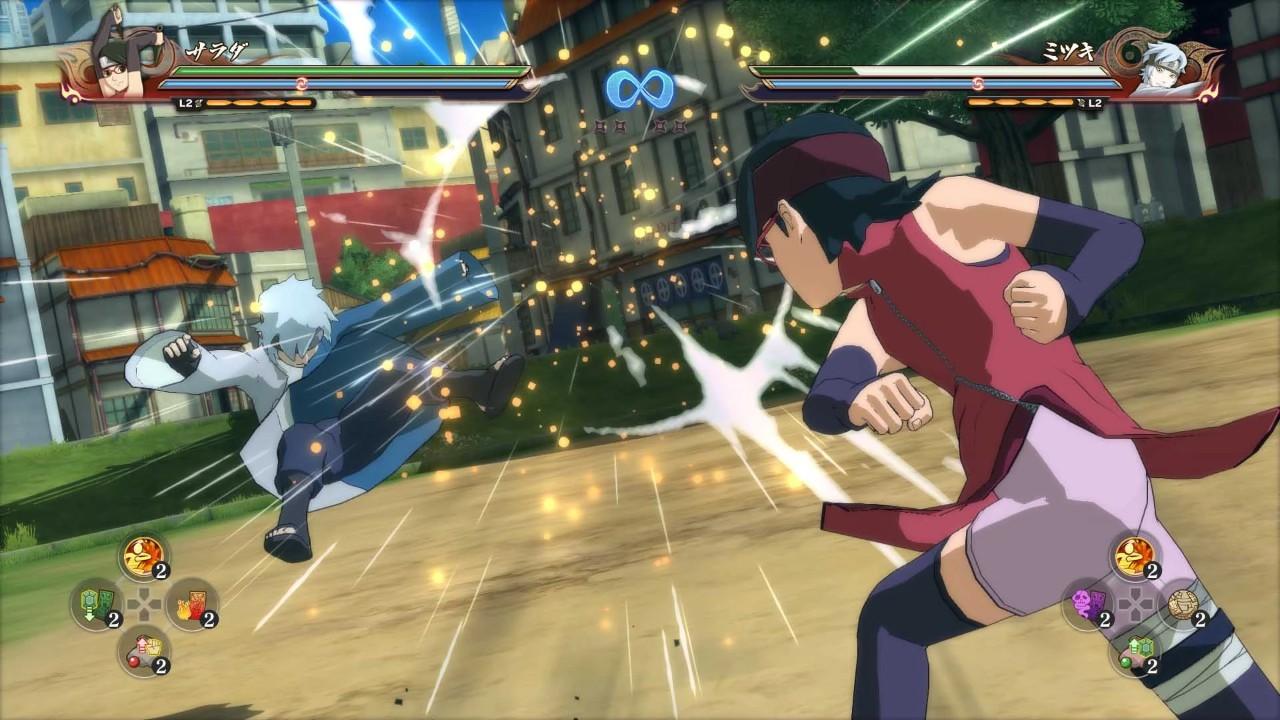 Jogo Naruto Shippuden Ultimate Ninja Storm 4: Road to Boruto - Xbox One