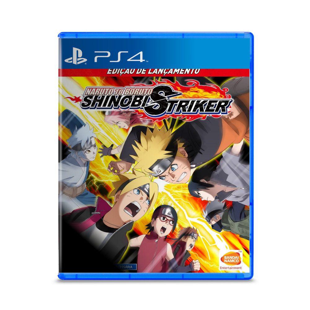 Jogo Naruto to Boruto Shinobi Strilker - PS4