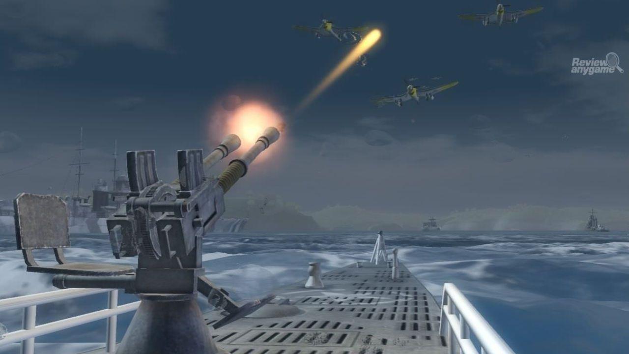 Jogo Naval Assault: The Killing Tide - Xbox 360