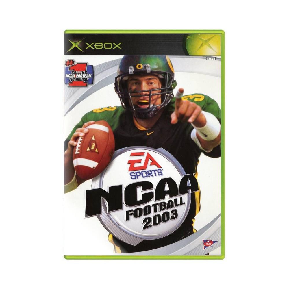 Jogo NCAA Football 2003 - Xbox Clássico