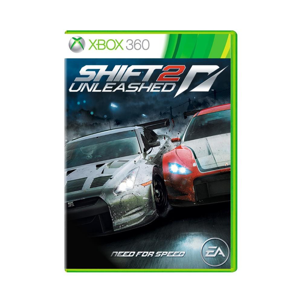Jogo Need For Speed Shift 2 Unleashed - Xbox 360