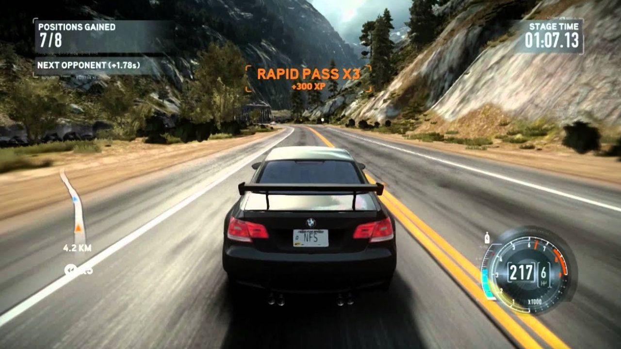 Jogo Need For Speed The Run - Xbox 360