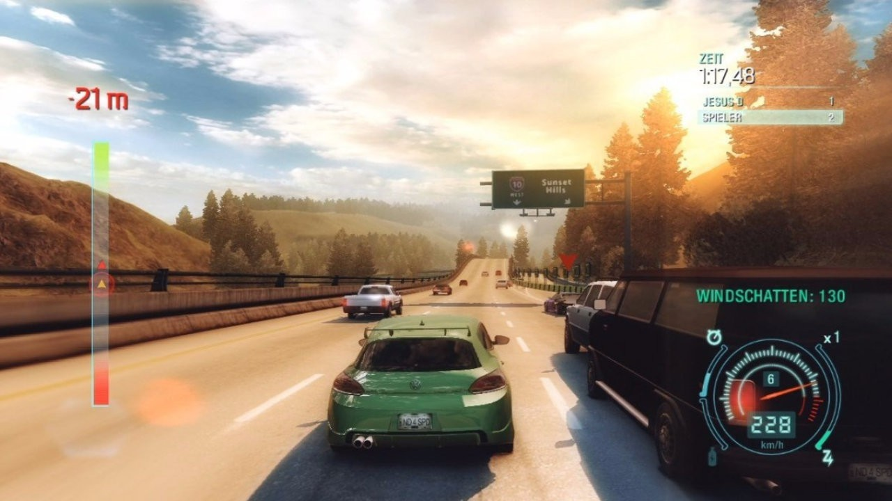 Jogo Need For Speed Undercover Greatest Hits - PS3