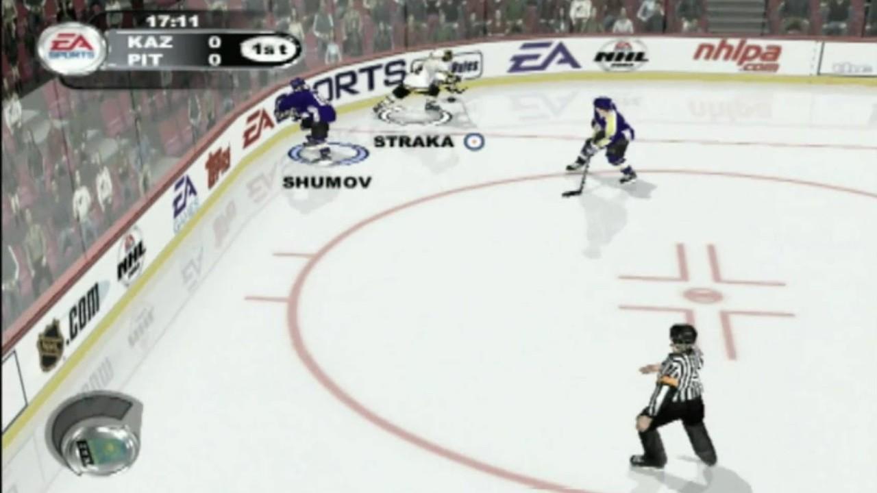 Jogo NHL 2003 - Xbox Clássico
