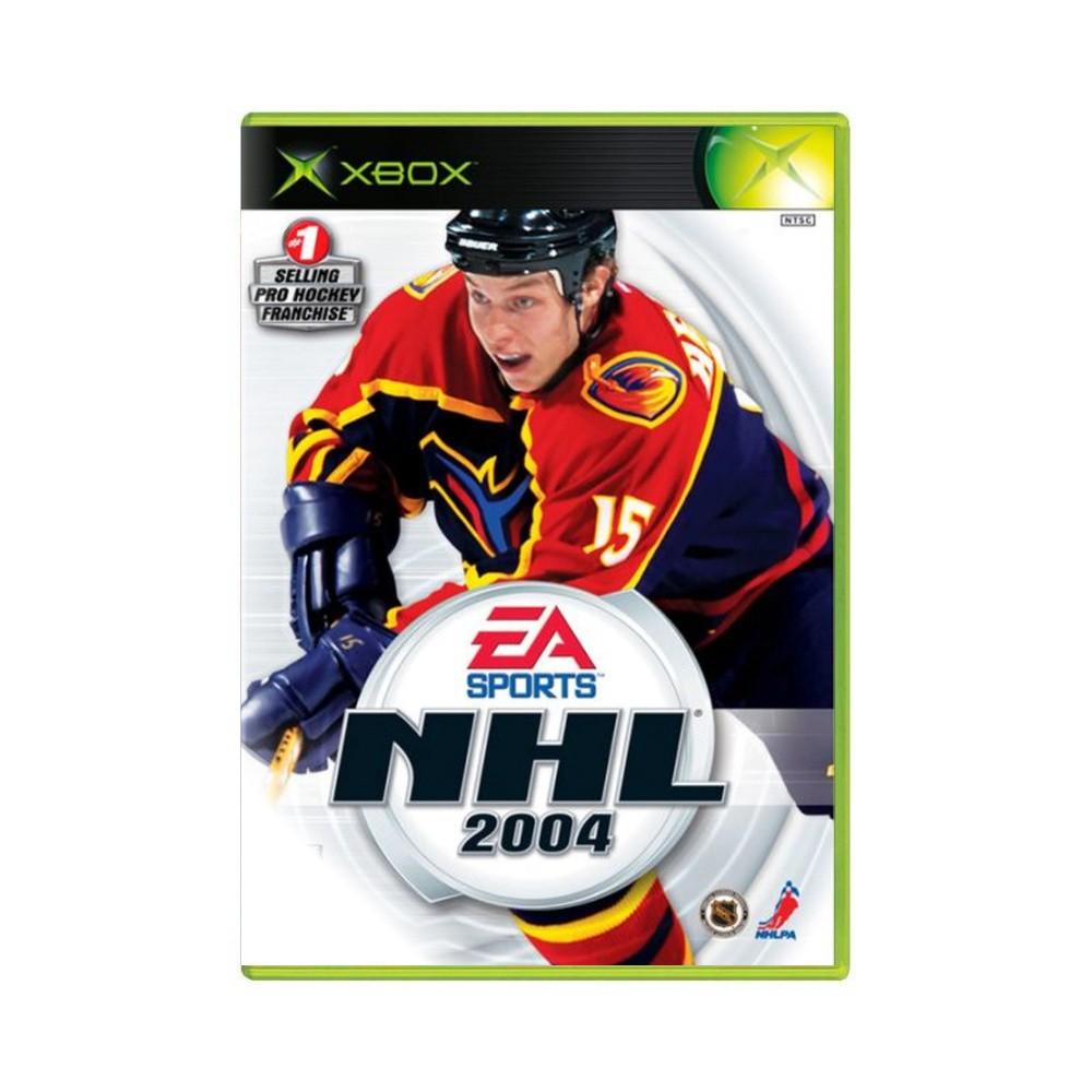 Jogo NHL 2004 - Xbox Clássico