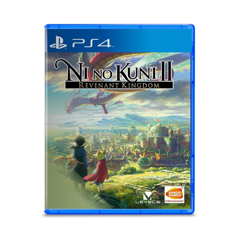 Jogo Ni No Kuni 2 Revenant Kingdom - PS4