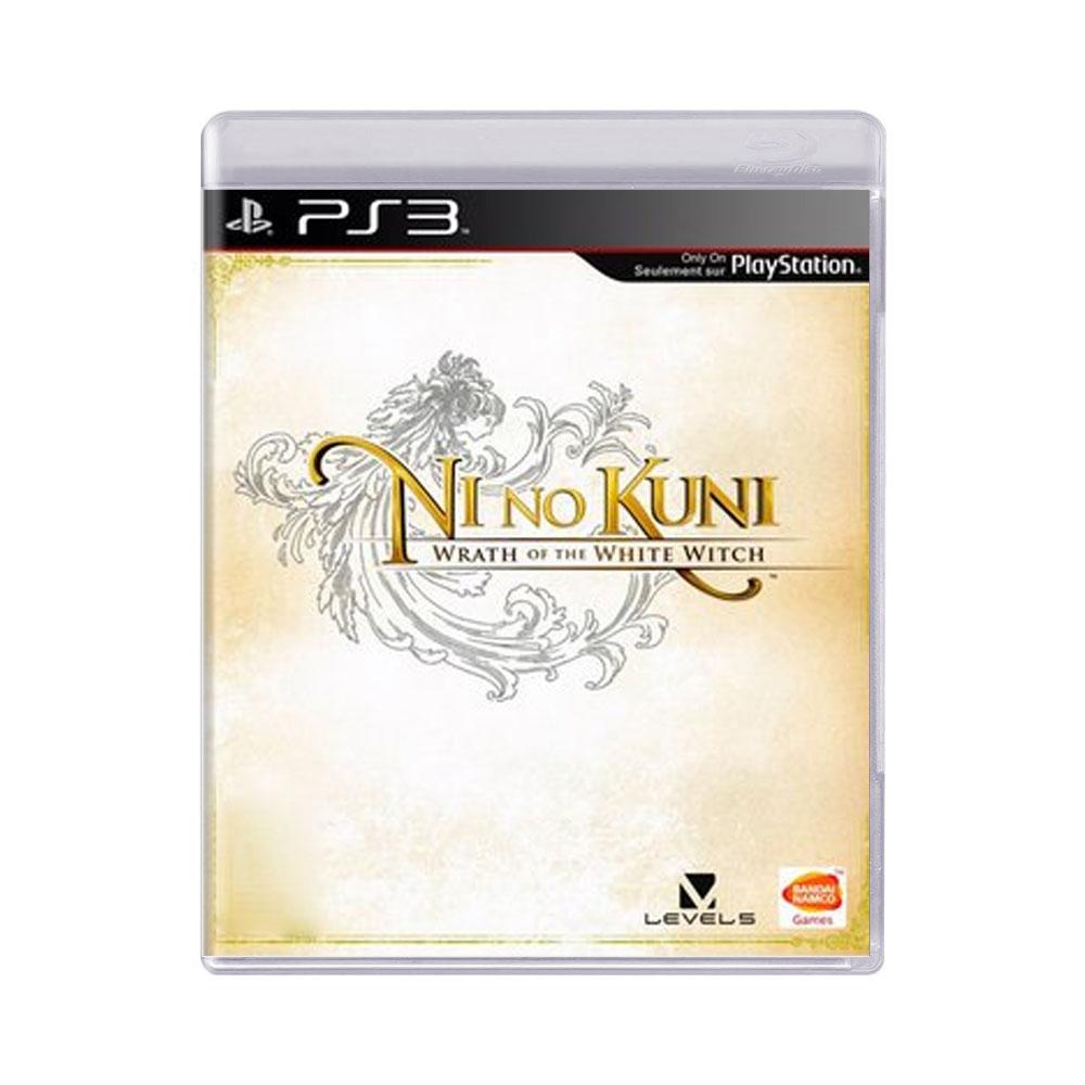 Jogo Ni No Kuni Wrath of the White Witch - PS3