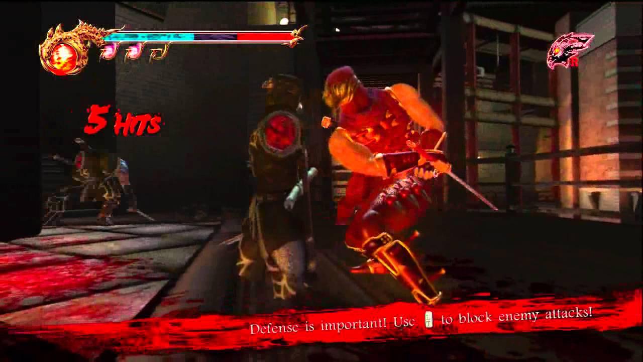 Jogo Ninja Gaiden 2 - Xbox 360 (EUROPEU)