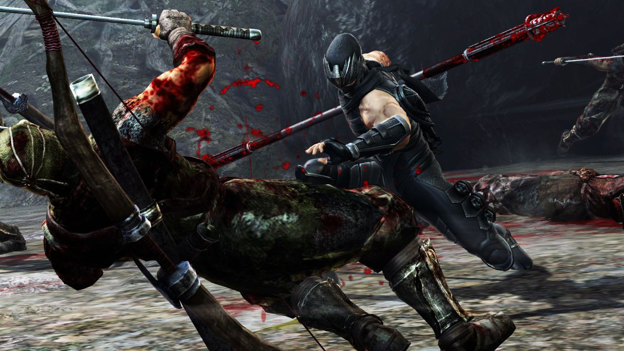 Jogo Ninja Gaiden 3: Razor's Edge - Xbox 360