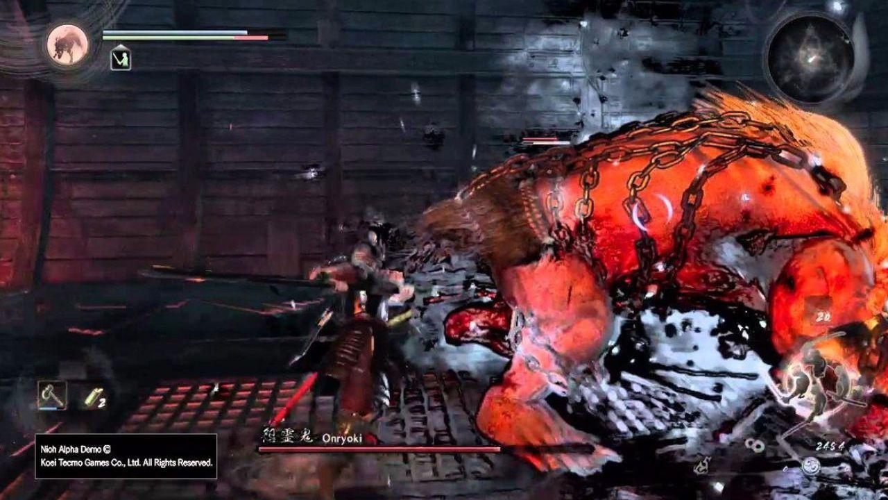 Jogo Nioh Playstation Hits - PS4
