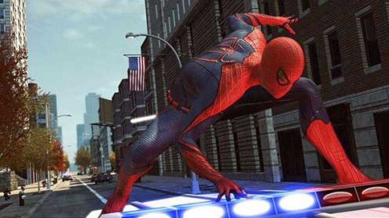 Jogo O Espetacular Homem-Aranha - Xbox 360