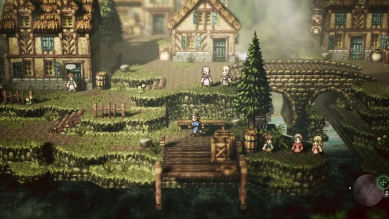 Jogo Octopath Traveler - Nintendo Switch