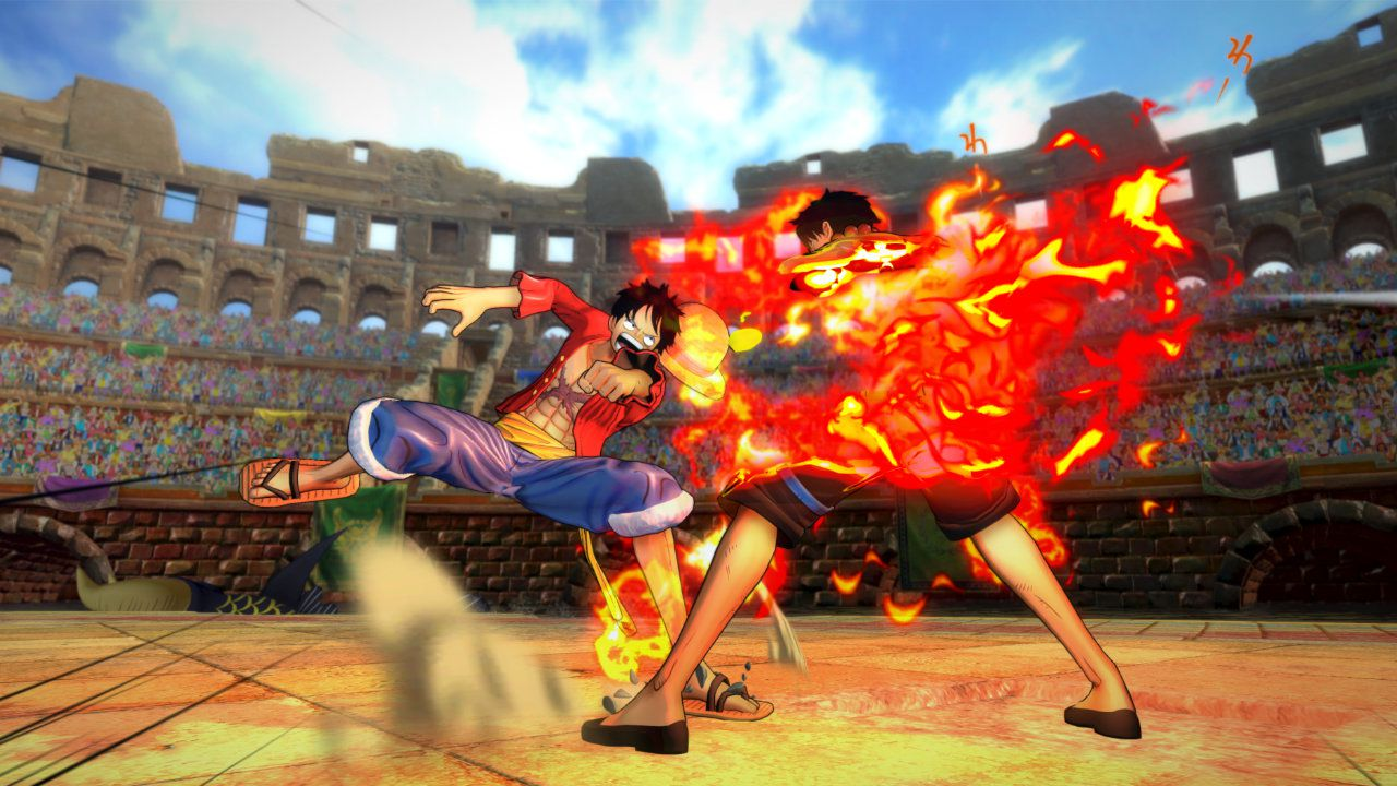Jogo One Piece Burning Blood - Xbox One