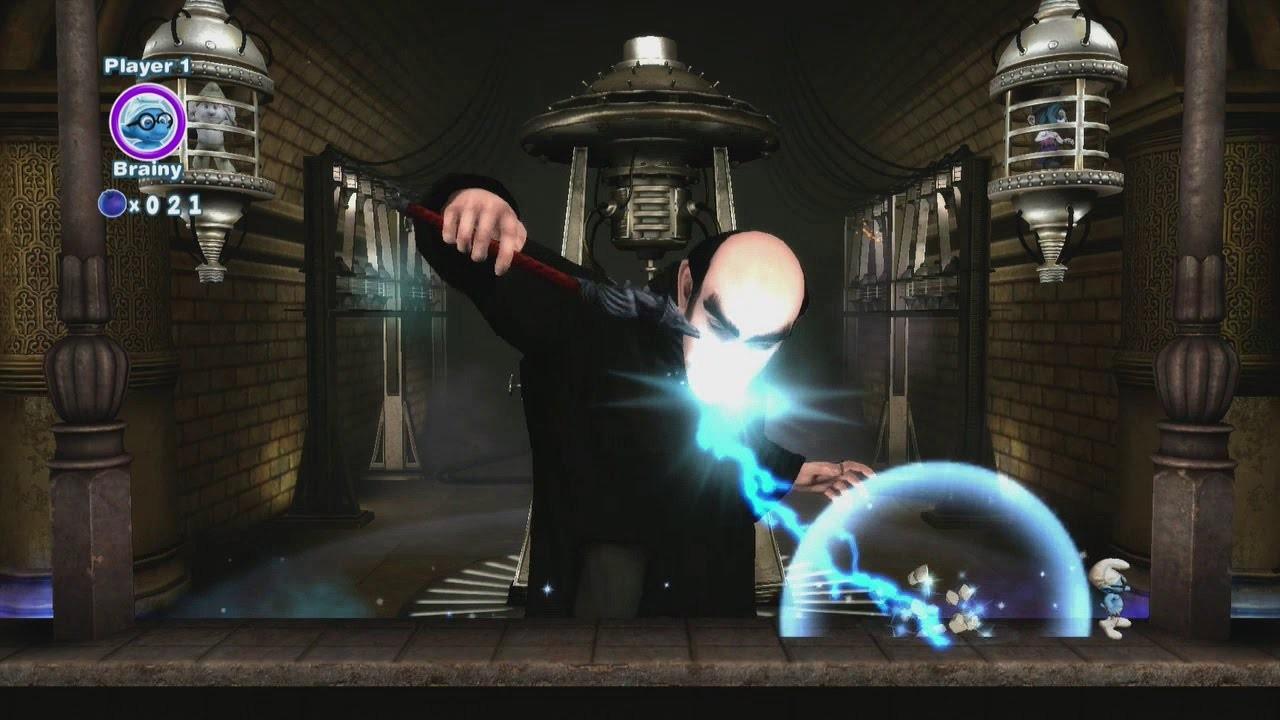 Jogo Os Smurfs 2 - Xbox 360