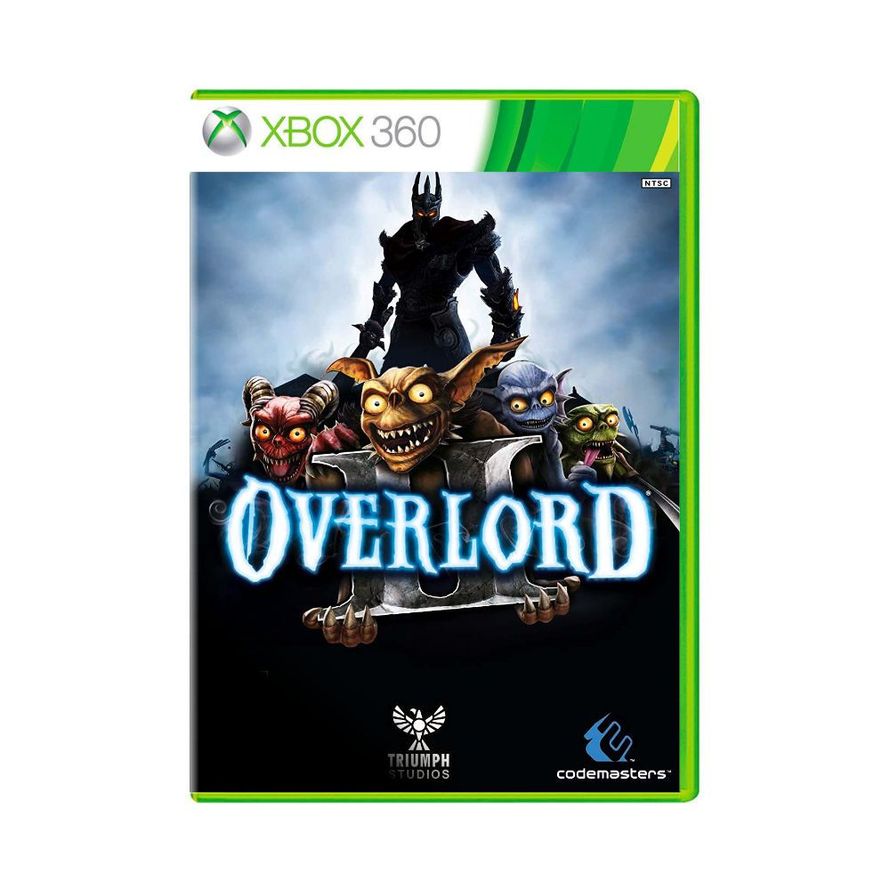 Jogo Overlord 2 - Xbox 360
