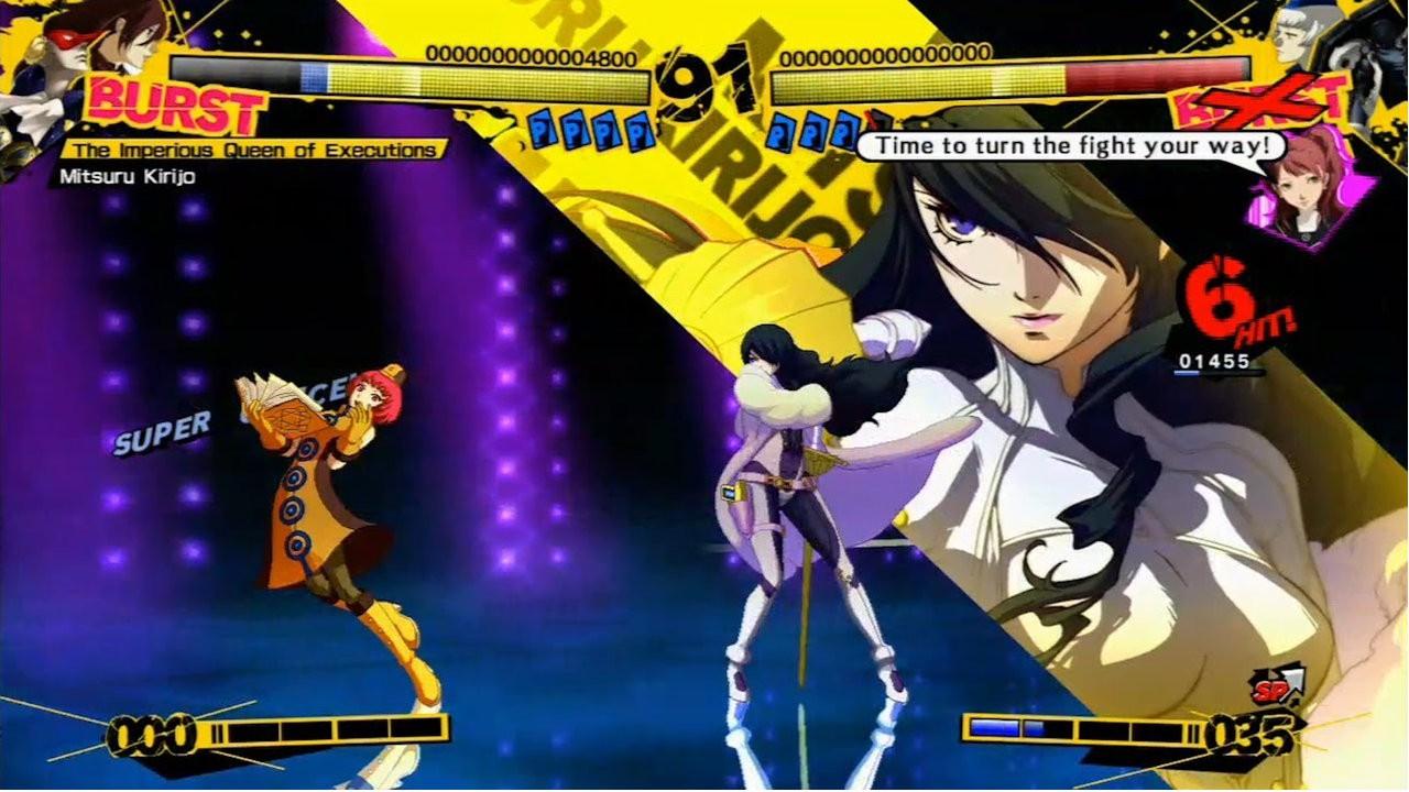 Jogo Persona 4 Arena - Xbox 360