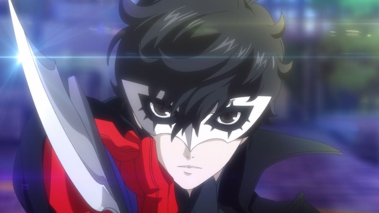 Jogo Persona 5 Playstation Hits - PS4