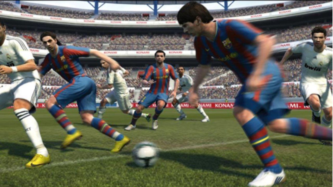 Jogo PES Pro Evolution Soccer 2011 - PS3