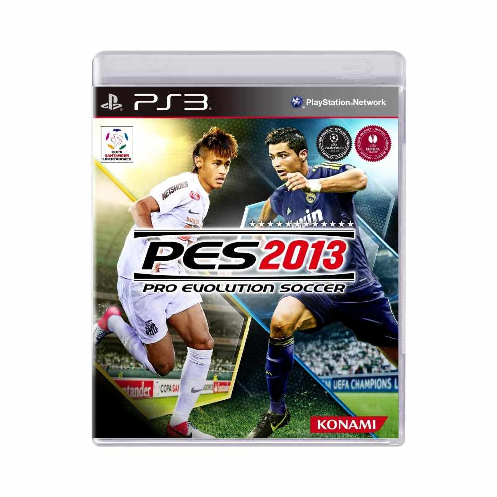 Jogo PES Pro Evolution Soccer 2013 - PS3