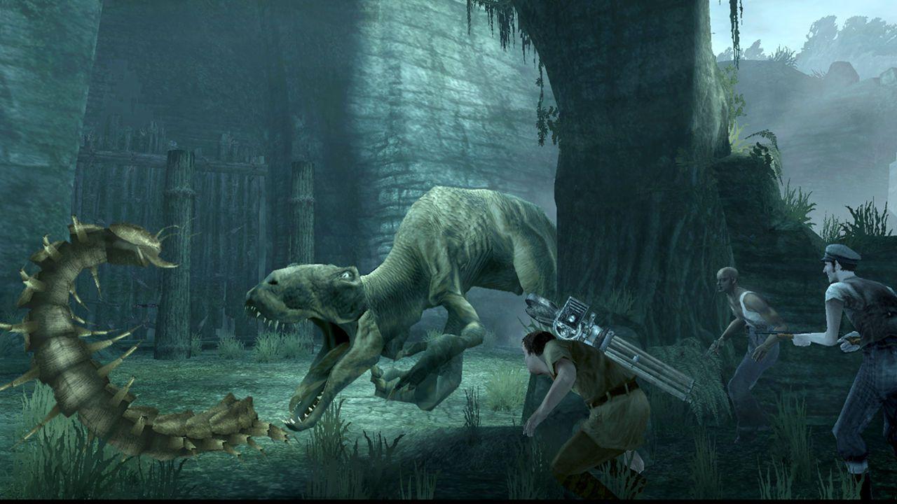 Jogo Peter Jackson's King Kong - Xbox 360