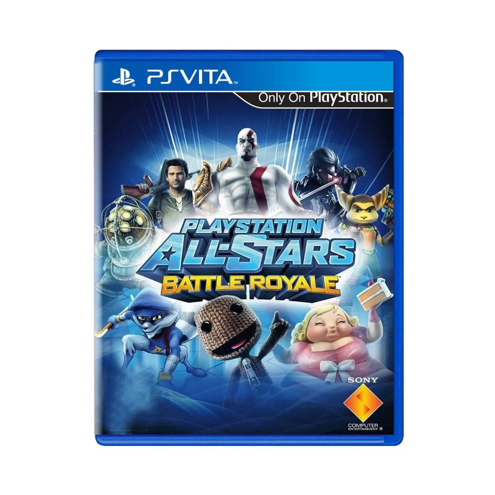 Jogo Playstation All-Stars Battle Royale - PSVITA
