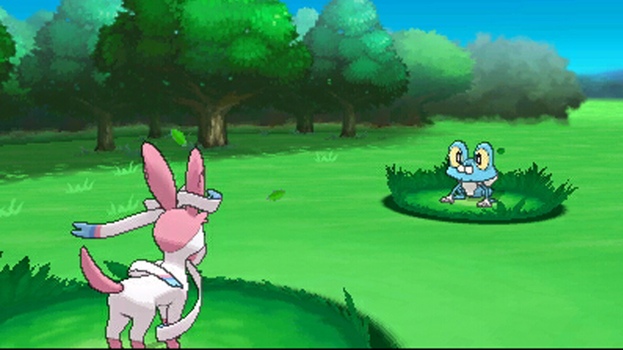 Jogo Pokémon X - Nintendo 3DS - SEM CAPA