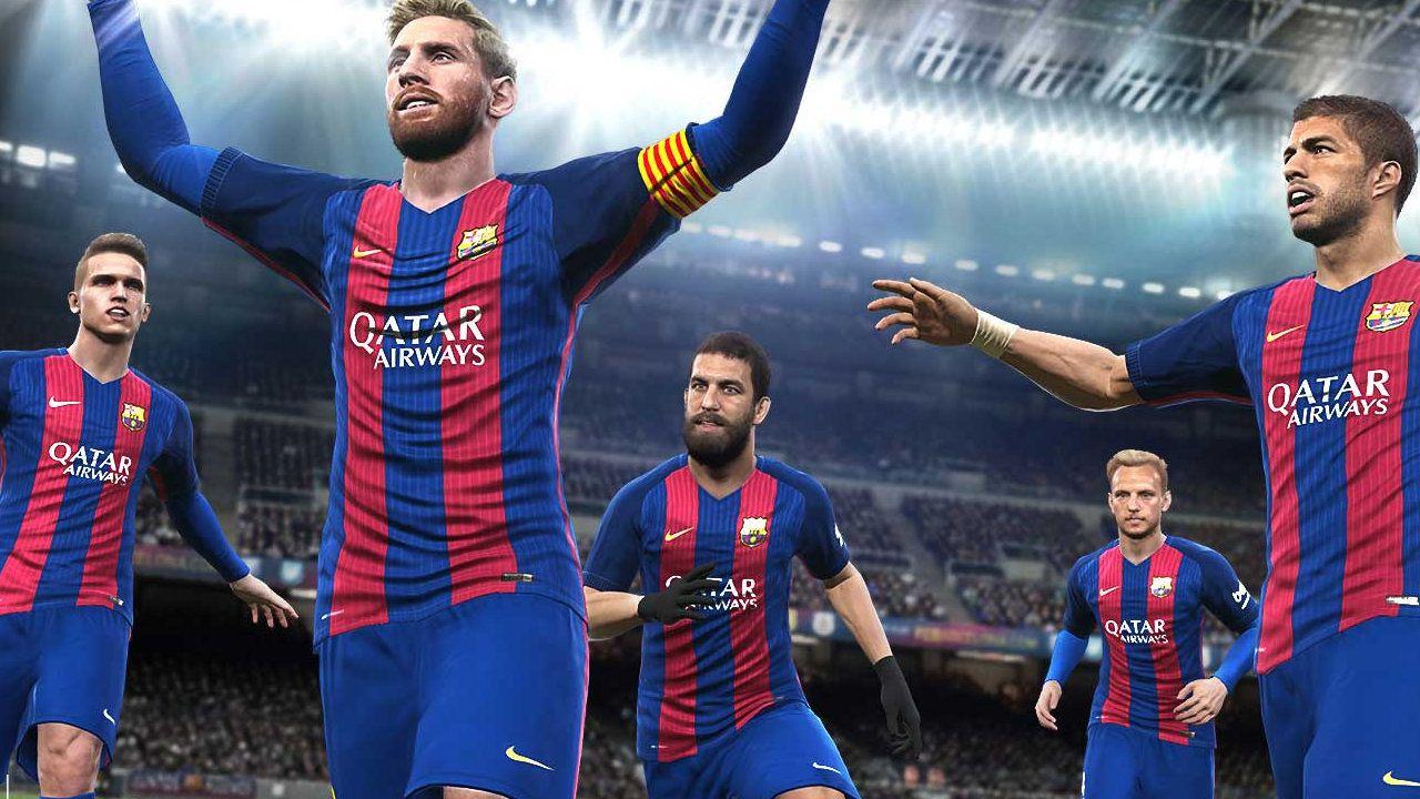 Jogo Pro Evolution Soccer PES 2017 - PS4