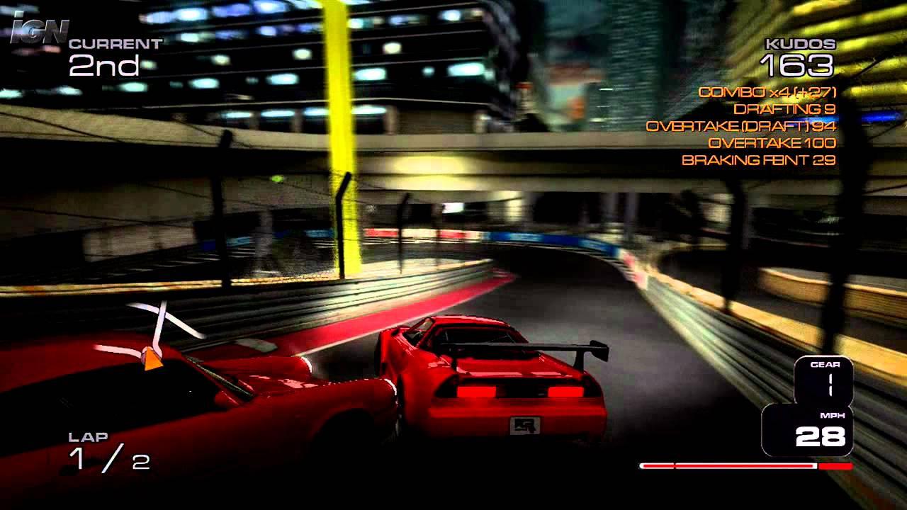 Jogo Project Gotham Racing 3 - Xbox 360