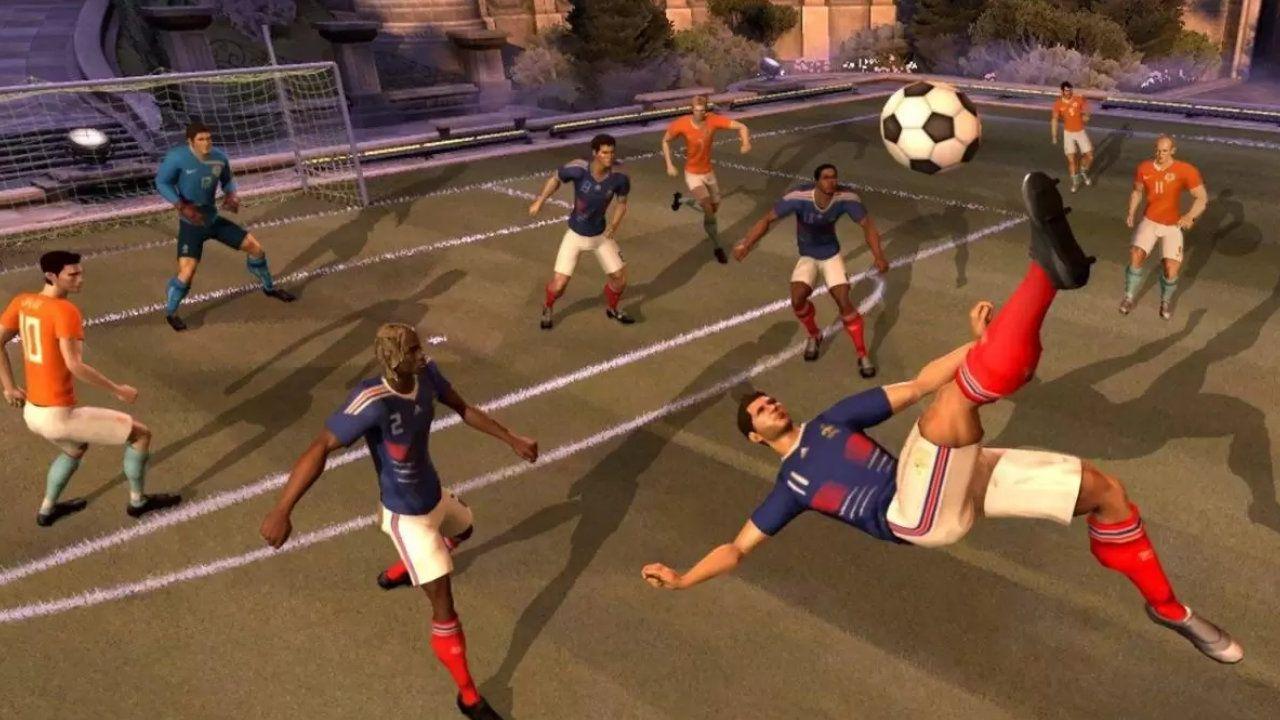 Jogo Pure Futbol Authentic Soccer - PS3