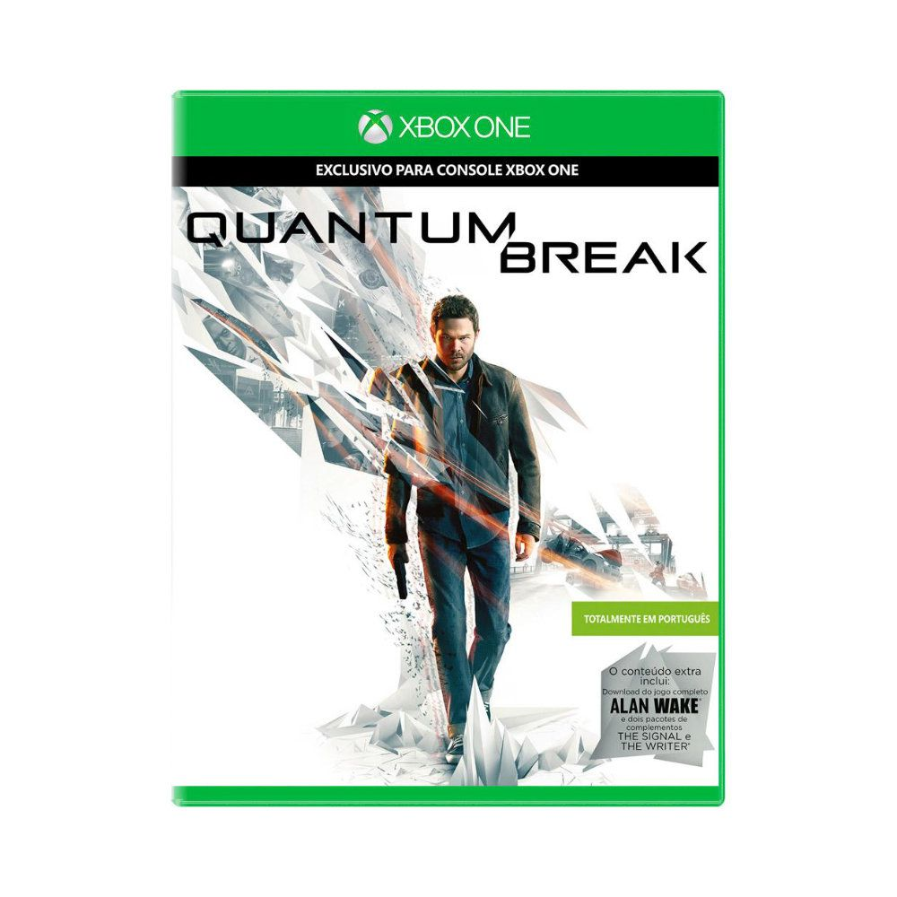 Jogo Quantum Break - Xbox One