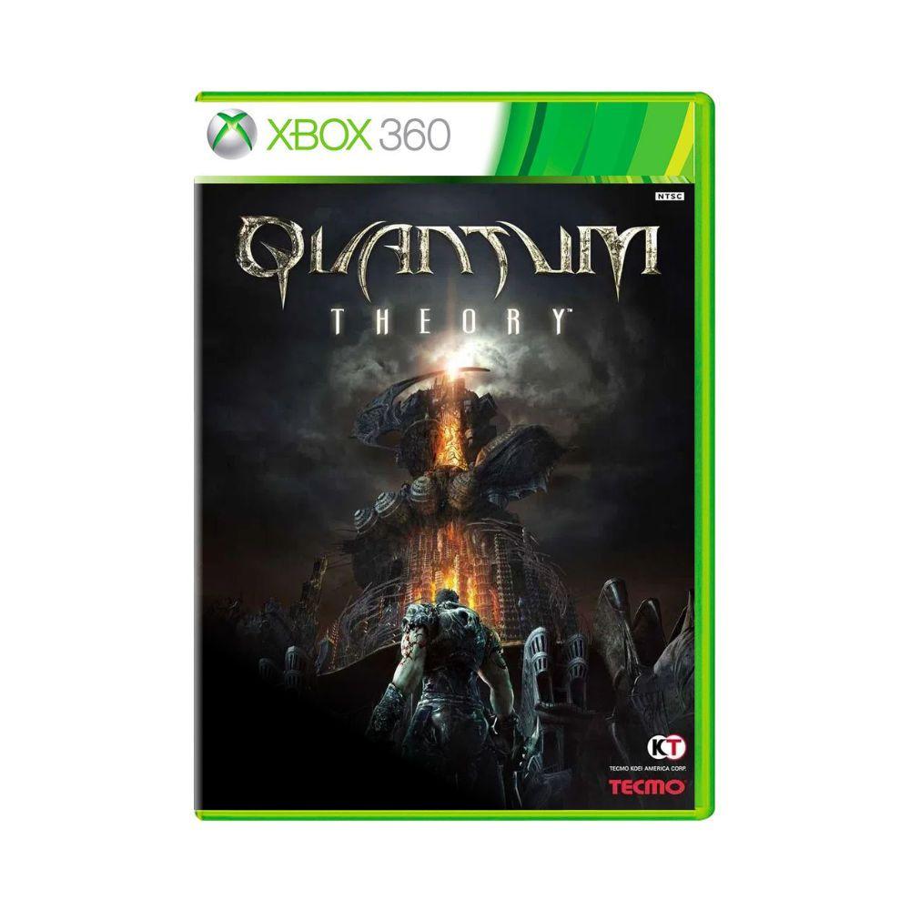 Jogo Quantum Theory - Xbox 360
