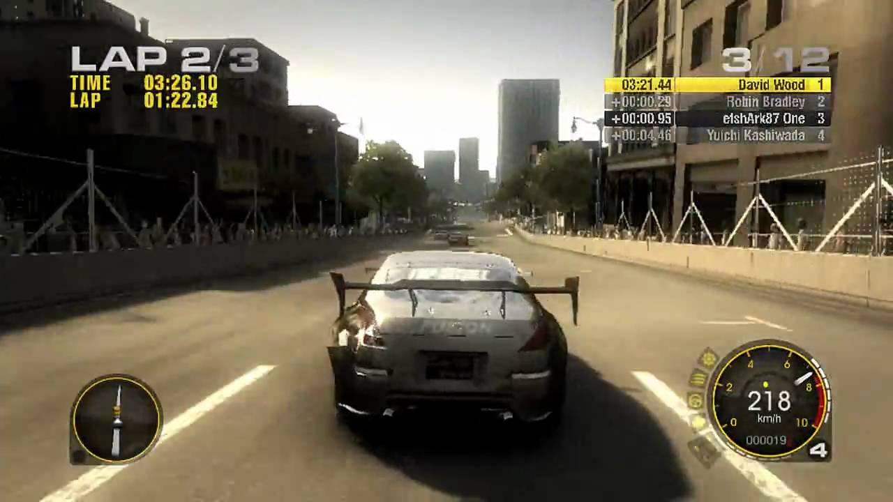 Jogo Race Driver: Grid - Xbox 360