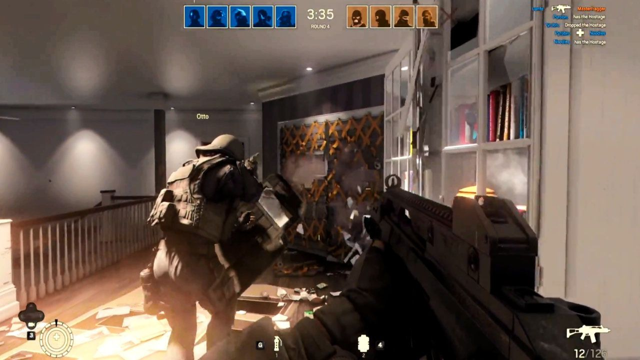 Jogo Tom Clancy's Rainbow Six Siege - PS4