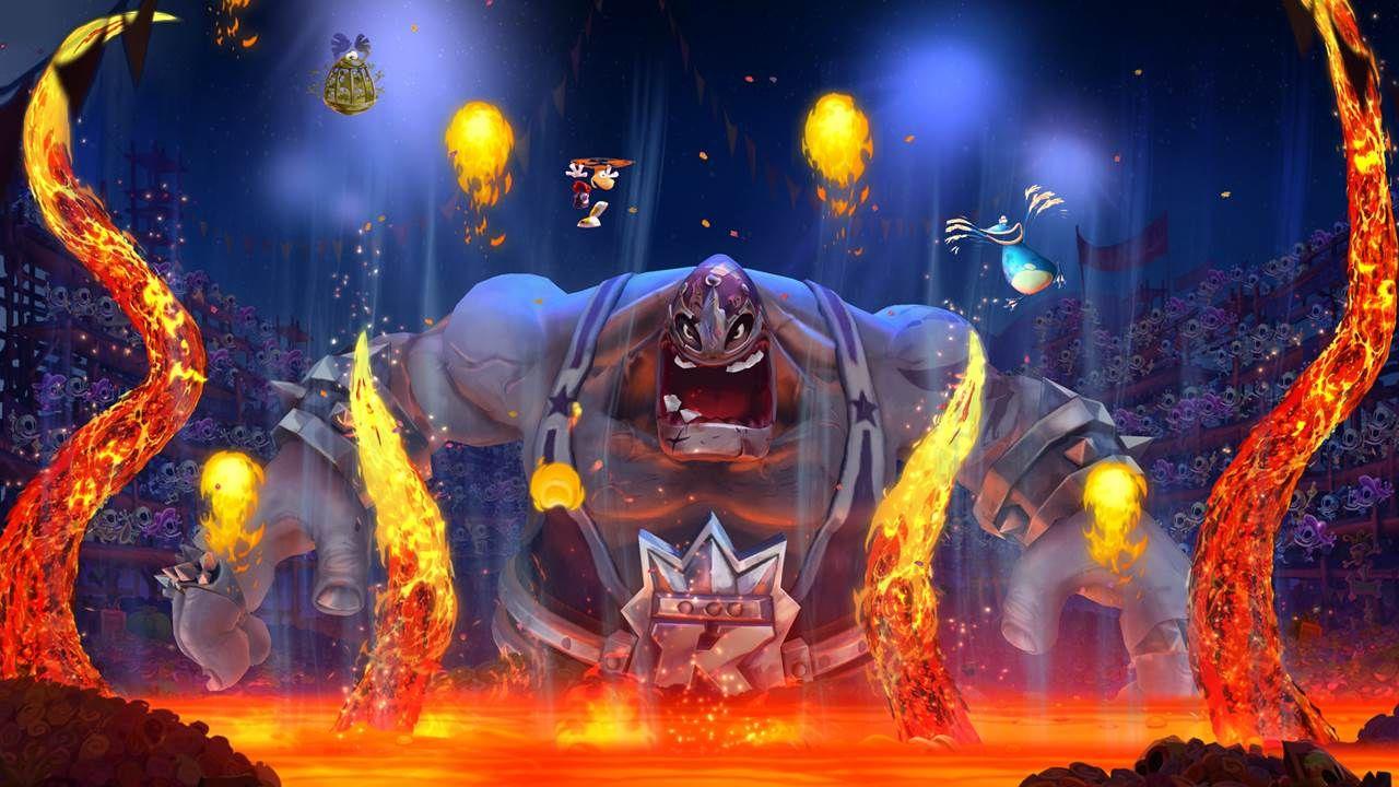 Jogo Rayman Legends Playstation Hits - PS4