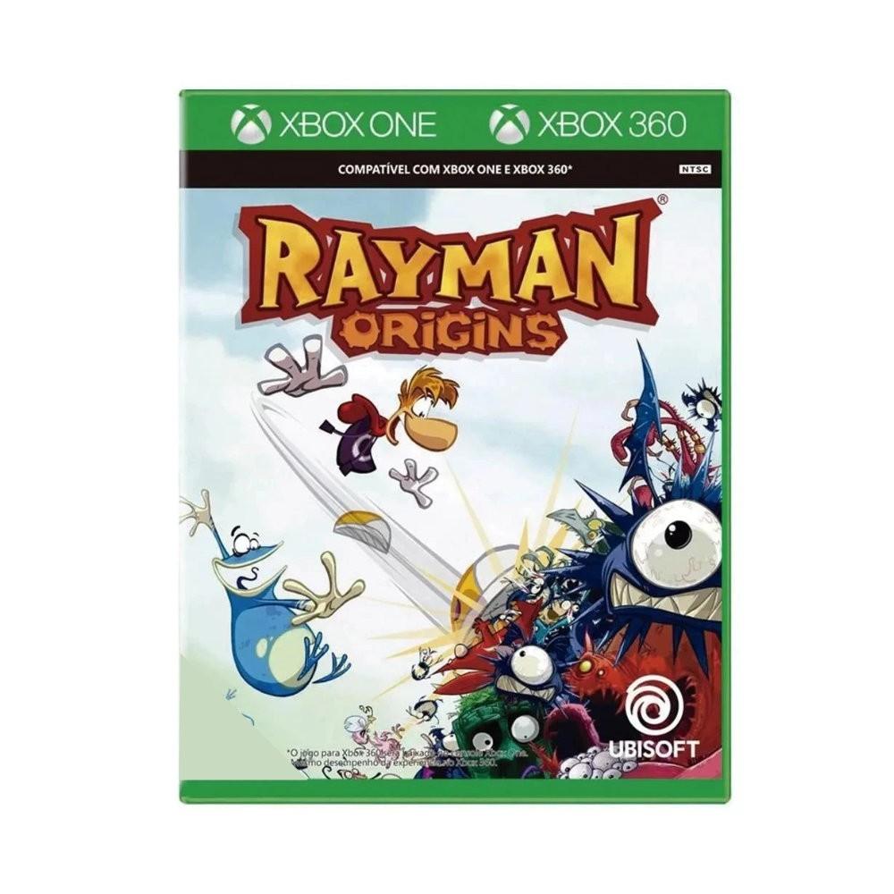 Jogo Rayman Origins - Xbox One e Xbox 360