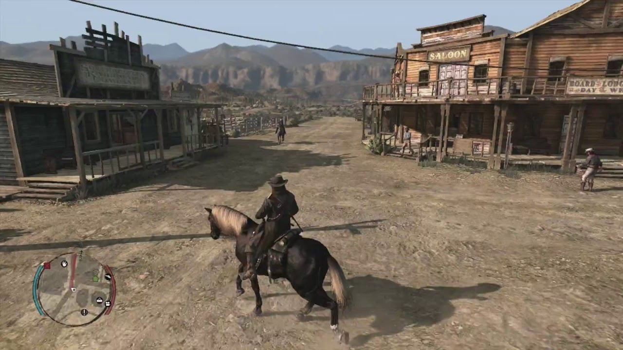 Jogo Red Dead Redemption Platinum Hits - Xbox 360