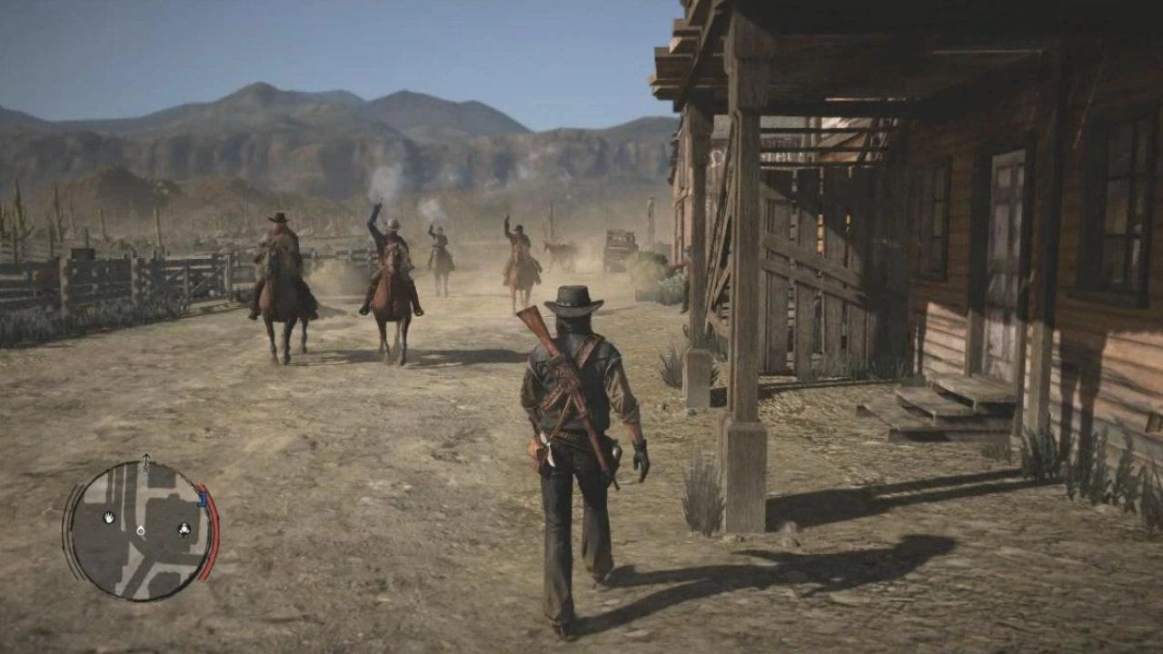Jogo Red Dead Redemption - Xbox One