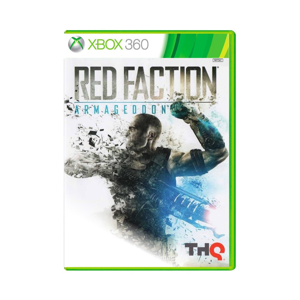 Jogo Red Faction Armageddon - Xbox 360