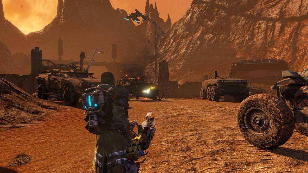 Jogo Red Faction Guerrilla - Xbox 360